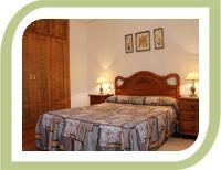 Habitación doble con cama doble