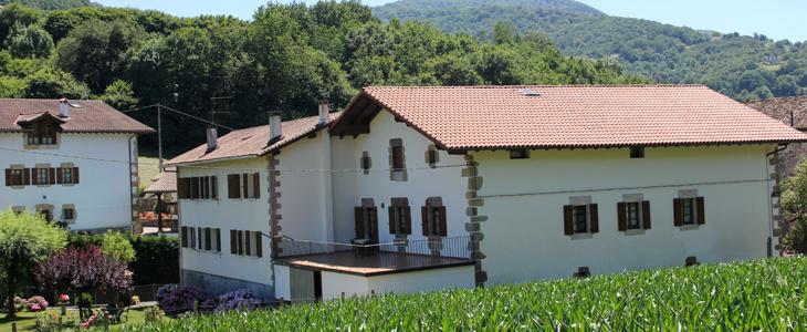 Imágenes del exterior de la casa
